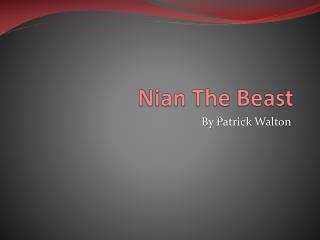 Nian The Beast