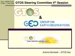Antonio Bombelli – GTOS Sec