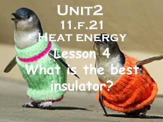 11.f.21 Heat  energy