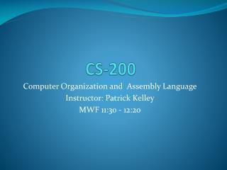 CS-200