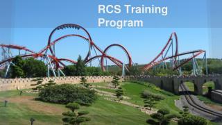 RCS Training Program