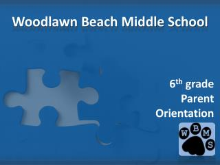Woodlawn Beach Middle School