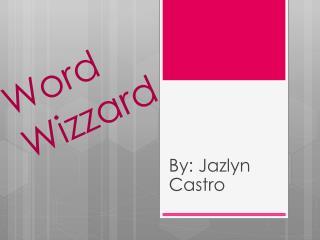 Word Wizzard