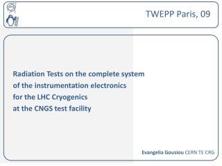 TWEPP Paris, 09
