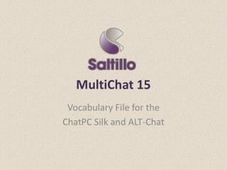 MultiChat 15