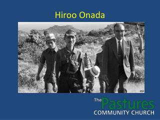 Hiroo Onada