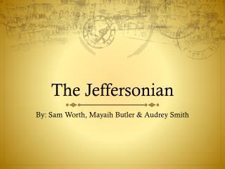 The Jeffersonian