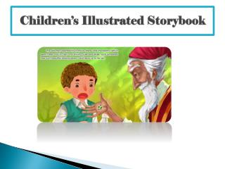 Children's Illustrated Storybook