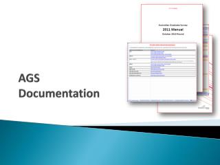 AGS Documentation