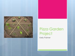 Pizza Garden Project