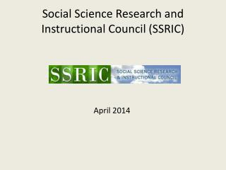 Social Science Research and Instructional Council (SSRIC)