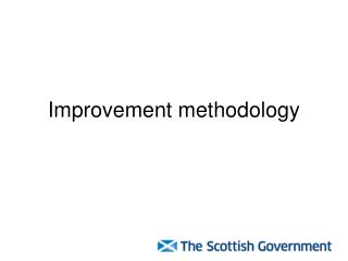 Improvement methodology