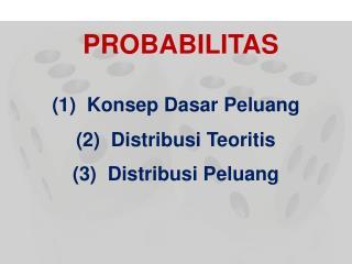 Pengantar probabilitas