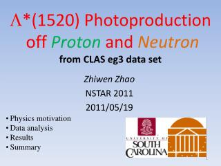 L * (1520)  Photoproduction  off  Proton  and  Neutron from CLAS eg3 data set