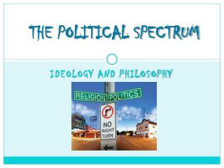 THE POLITICAL SPECTRUM