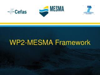 WP2-MESMA Framework