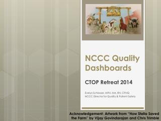 NCCC Quality Dashboards