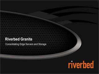 Riverbed Granite