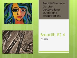 Breadth #2-4