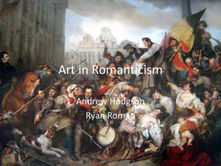 Art in Romanticism