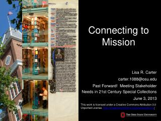 Connecting to Mission