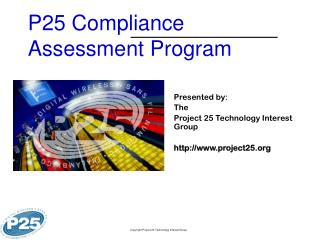 P25 Compliance Assessment Program