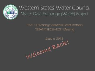 Western States Water Council
