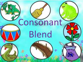 Consonant Blend