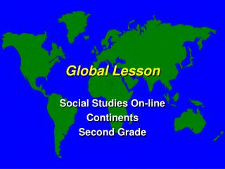 Global Lesson