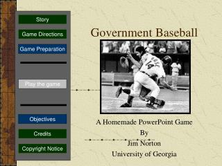 Government Baseball