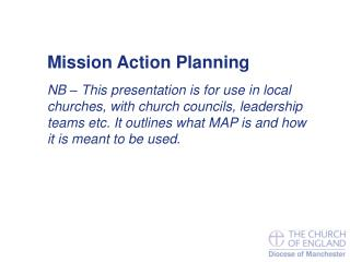 Mission Action Planning