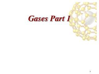 Gases Part 1