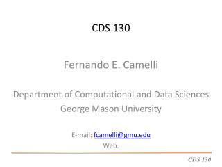 CDS 130