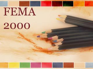 FEMA 2000