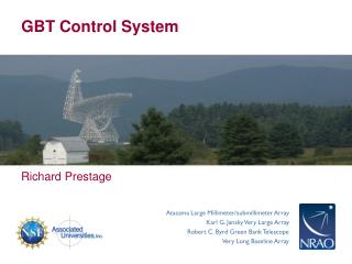 GBT Control System