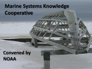 Marine Systems Knowledge Cooperative