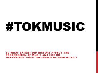 # tokmusic