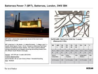 BP7 offers a domination opportunity at one of the most iconic landmarks in London.