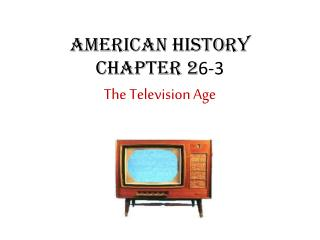 American History Chapter 2 6-3