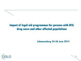 Johannesburg 24-26 June 2014