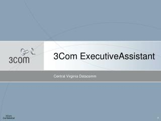 3Com ExecutiveAssistant