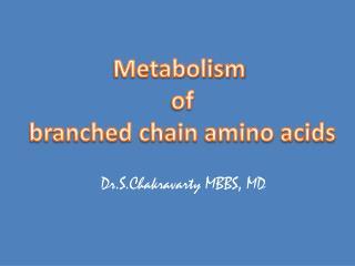 Dr.S.Chakravarty  MBBS, MD