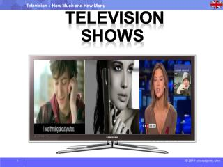 Television Shows