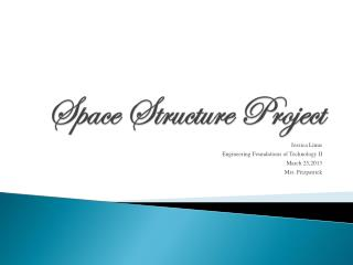 Space Structure Project