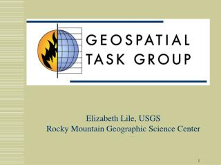 Elizabeth Lile, USGS Rocky Mountain Geographic Science Center