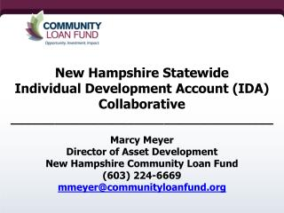 New Hampshire Community Loan Fund