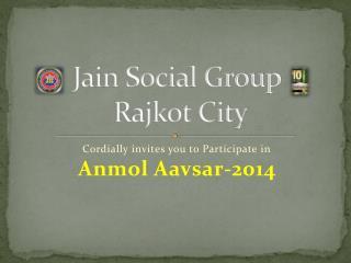 Jain Social Group  Rajkot City
