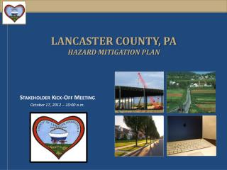 Lancaster County, PA Hazard Mitigation Plan