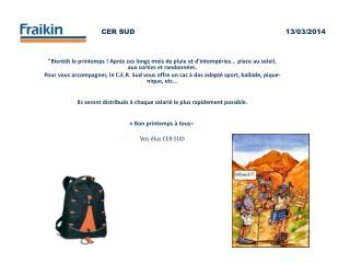 CER SUD                                                                   13/03/2014