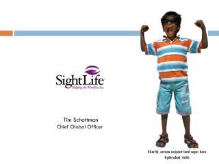Khartik , cornea recipient and super hero  Hyderabad, India